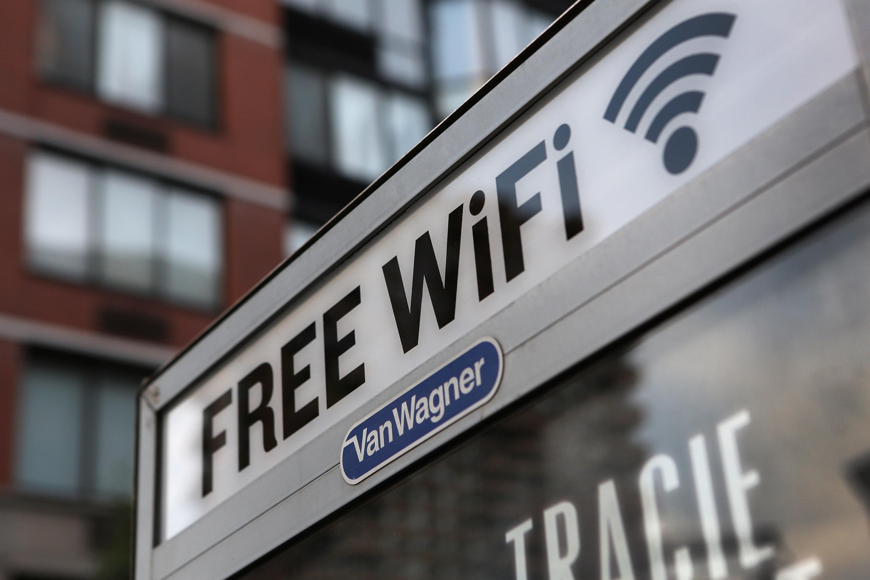 Wi-Fi зона