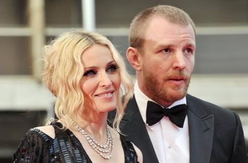 Гая Ричи и Мадонна. Фото: Getty Images