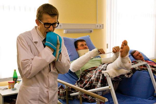 «Интерны». Интерн Борис Левин в сериале «Интерны». Фото с сайта vokrug.tv