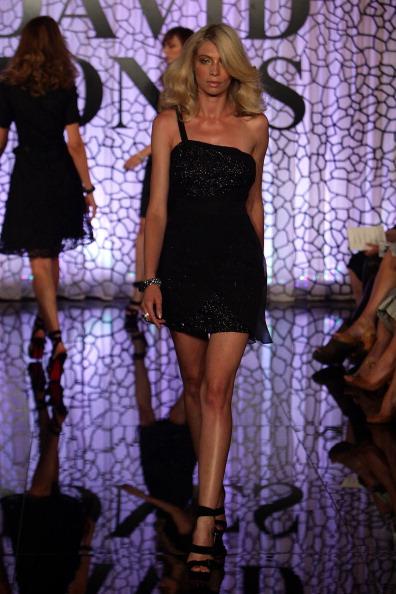 Модное шоу David Jones осень/зима 2011. Фото Lisa Maree Williams/Getty Images
