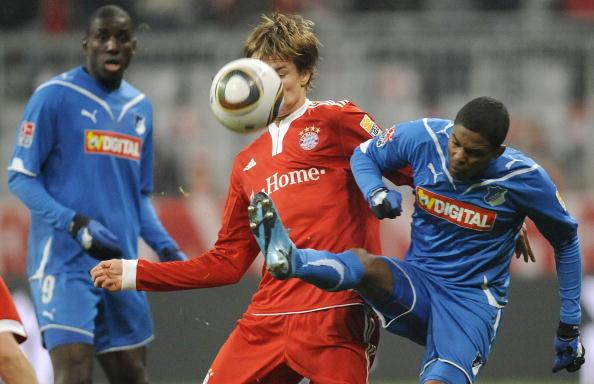 «Бавария» – «Хоффенхайм» фото: Christof Koepsel /Getty Images Sport
