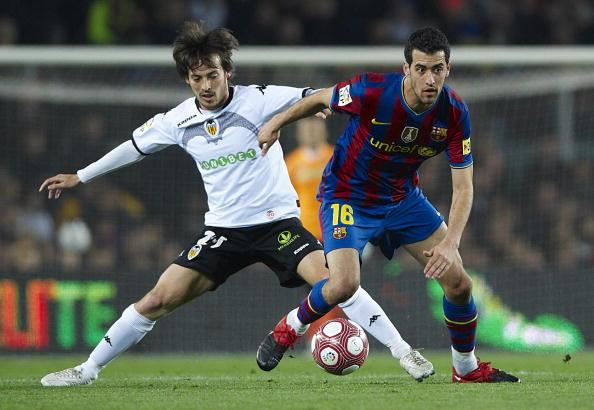 «Барселона» – «Валенсия» фото: Manuel Queimadelos,Jasper Juinen /Getty Images Sport