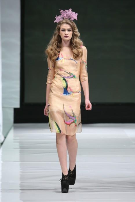Модели Наталии Зинько. Фото: Кирил Хайлов/fashionweek.kiev.ua