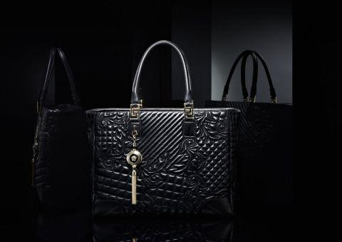 Коллекция сумок осень-зима 2013 «Vanitas» от Versace. Фото: versace.com