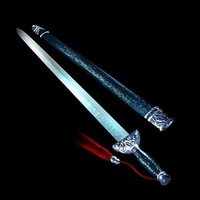 Темный меч. Фото с aboluowang.com