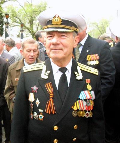 Капитан первого ранга Вячеслав Лукич Томащук. Фото: Алла Лавриненко/The Epoch Times Украина