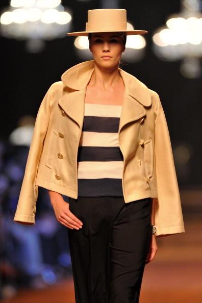 Презентация коллекции Hermes на Неделе моды в Париже. Фото Pascal Le Segretain/Getty Images