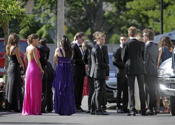 Свадьба Челси Клинтон. Фото: Genevieve de Manio/ Getty Images