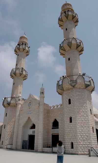 Хайфа, Ахмадейский Храм. Фото: Хава ТОР/The Epoch Times