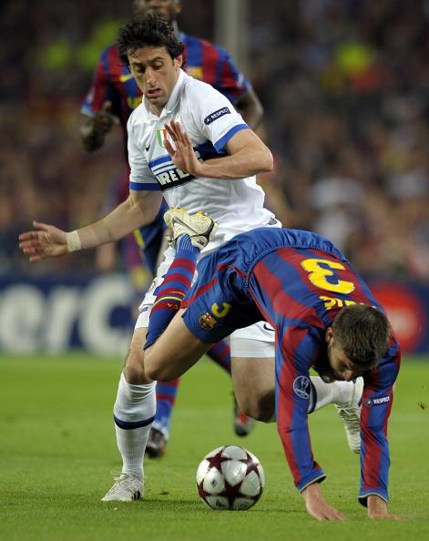 «Барселона» (Испания) – «Интер» (Италия) фото:Michael Regan, Jasper Juinen /Getty Images Sport