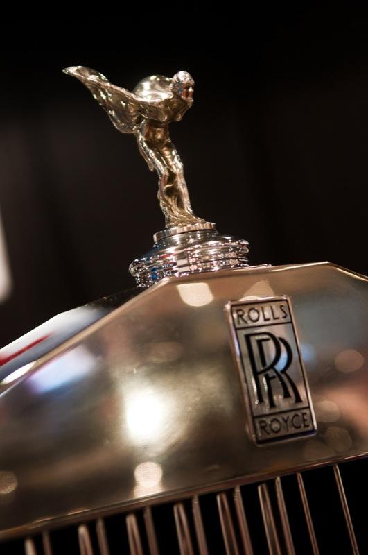 Выставка редких автомобилей «Ретро и экзотика мотор шоу» проходит в Киеве 12–14 октября 2012 года. Фото: Владимир Бородин/Великая Эпоха
