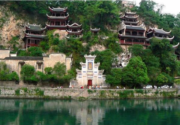 Древний поселок Чжэньюань. Фото с likefar.com