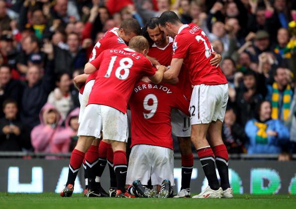 «Манчестер Юнайтед» – «Ливерпуль» Фото: Alex Livesey, Matthew Peters /Getty Images Sport