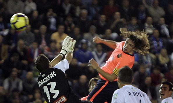 Тенерифе – Барселона фото:Denis Doyle /Getty Images Sport