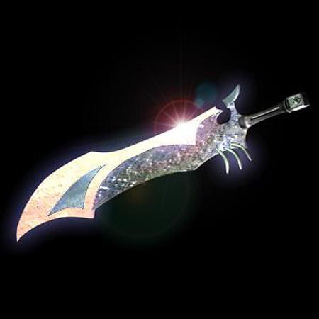 «Нож ста закалок». Изготавливался путём стократного закаливания. Фото с aboluowang.com
