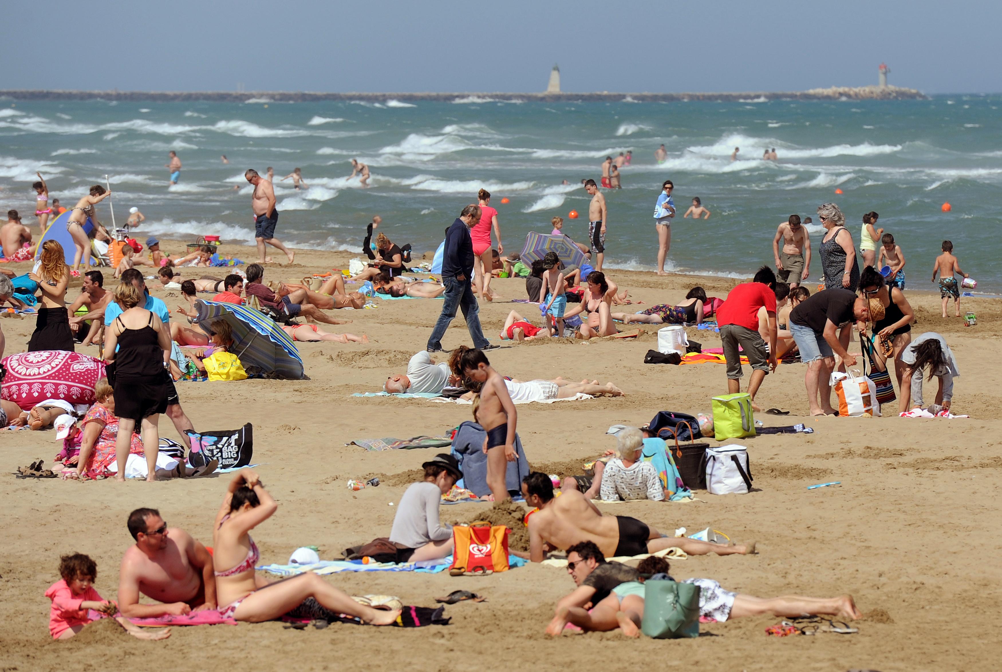 Фото с пляжа россия