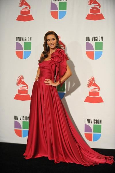 Модное шоу на на церемонии Latin Grammy Awards. Фото:Gettyimages