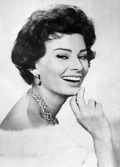 Софи Лорен/Sophia Loren. Фото: Getty Images