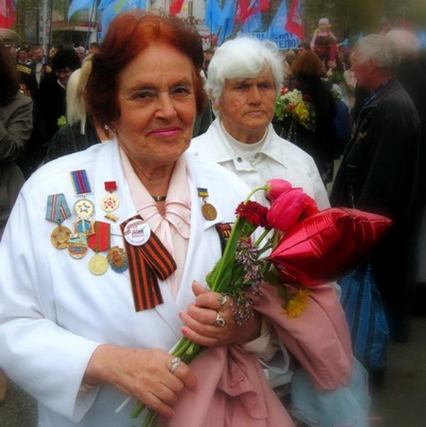 Инесса Павловна Давиденко. Фото: Алла Лавриненко/The Epoch Times Украина