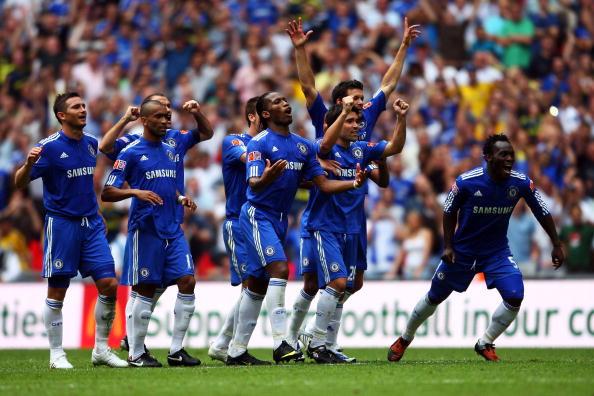 Челси-МЮ Фото: Phil Cole,Paul Gilham,Darren Walsh /Getty Images Sport