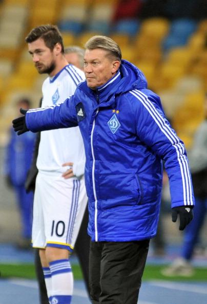 Динамо — ПСЖ Фото: SERGEI SUPINSKY /Getty Images Sport