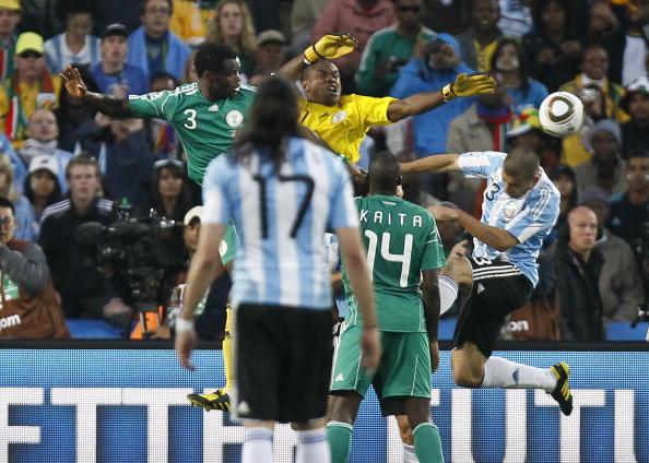 Аргентина – Нигерия David Cannon, Chris McGrath /Getty Images Sport
