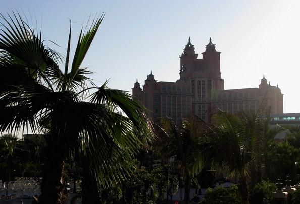 Отель Атлантис. Объединенные Арабские Эмираты. Фото: Clive Brunskill/Getty Images