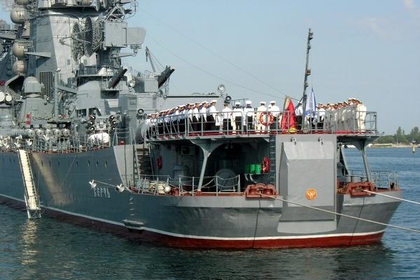 День Военно-морского флота Российской Федерации в Севастополе. Фото: Алла Лавриненко/Великая Эпоха