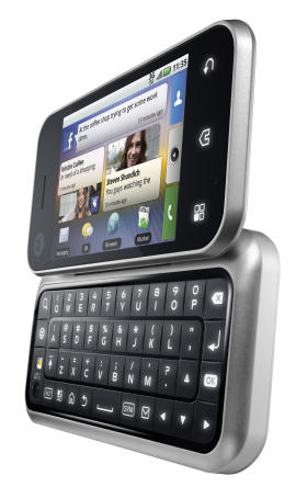 Новейший смартфон от Motorola — Motorola Backflip. Google Android, поддержка 850/1900/2100/3G сетей, Wi-Fi, Bluetooth, GPS, QWERTY-клавиатура, 5-мегапикселная камера, 3,5мм аудиовыход, 2Гб встроенной памяти (расширяется до 32Гб), полноценный HTML броузер.