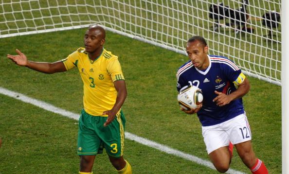 Франция – ЮАР Фото: Clive Mason, Michael Steele /Getty Images Sport