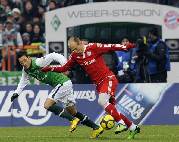 'Вердер' - 'Бавария' фото: Lars Baron,Joern Pollex /Getty Images Sport