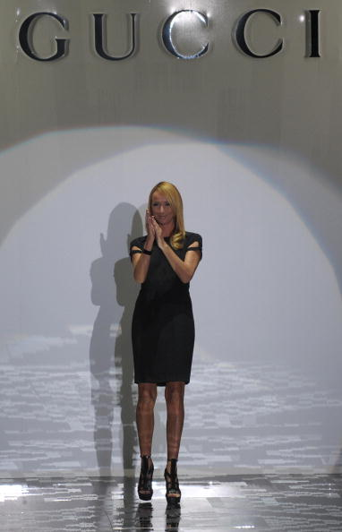 Дизайнер Frida Giannini/CHRISTOPHE SIMON/AFP/Getty Images