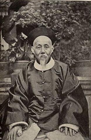 Наместник провинций Юньнань и Гуйчжоу Ван Вэньшао. Фото: Ernest Morrison