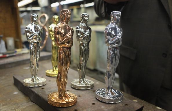 Мишель Обама объявила лучшую картину Оскар 2012. Фото: Scott Olson/Getty Images