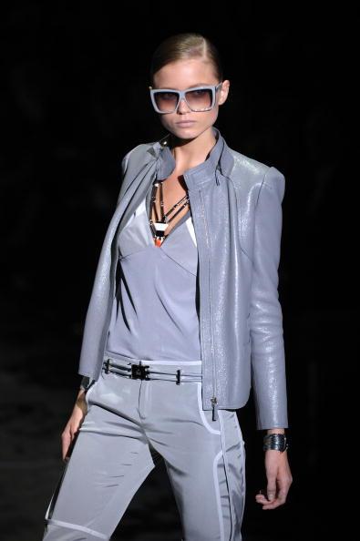 Новая коллеция от Gucci на миланской Неделе моды/CHRISTOPHE SIMON/AFP/Getty Images