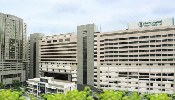 В Таиланд за здоровьем. Международная клиника «Бумрунград», также известная как город здоровья. Фото: health-tourism.com