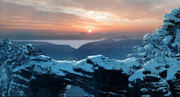 Кадр из фильма «Хроники Нарнии: Покоритель зари». Фото с сайта beshow.ru