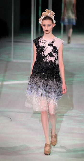 Показ коллекции на Неделе моды в Токио. Фото: Kiyoshi Ota/Getty Images
