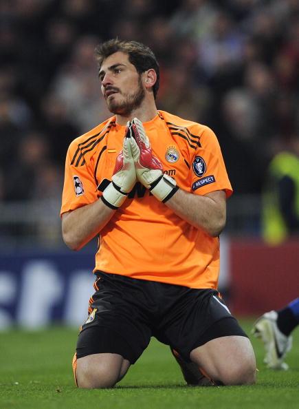 'Реал' (Испания) – 'Лион' (Франция) фото:Denis Doyle, Jasper Juinen /Getty Images Sport