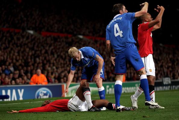 «Манчестер Юнайтед» - «Рейнджерс» Фото: Alex Livesey, Matthew Peters /Getty Images Sport