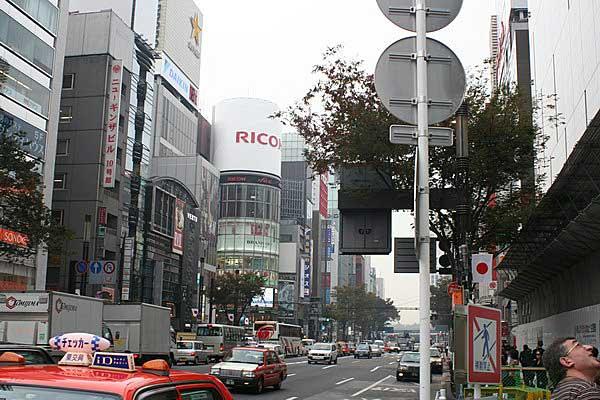 Япония.Города современные и старинные. Фото:Антон Коляда/Великая Эпоха/The Epoch Times