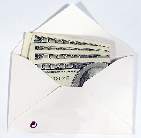 зарплаты в конвертах