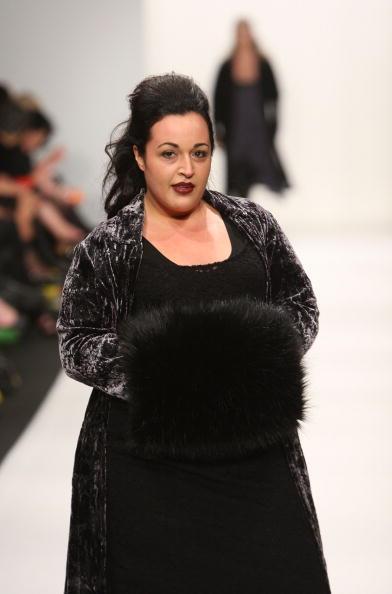 Коллекция для представительниц пышных форм в Новой Зеландии, Окленд.Фото Phil Walter/Getty Images