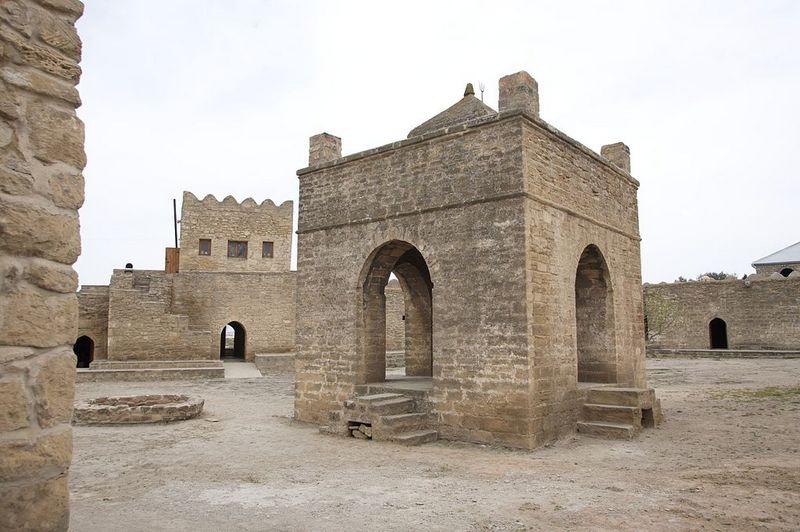 Храм огнепоклонников, Апшеронский полуостров. Фото: Nick Taylor/commons.wikimedia.org