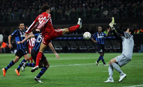'Интер' (Милан, Италия) - 'Бавария' (Мюнхен, Германия) Фото: Getty Images Sport