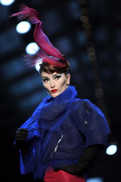 Показ коллекции Christian Dior на Неделе моды 2011 в Париже. Фото Pascal Le Segretain/Getty Images
