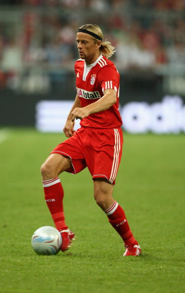 Анатолий Тимощук(Бавария – Милан)