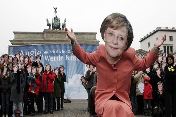 Берлин, Германия. Фото:AFP PHOTO / CAROLINE PANKERT
