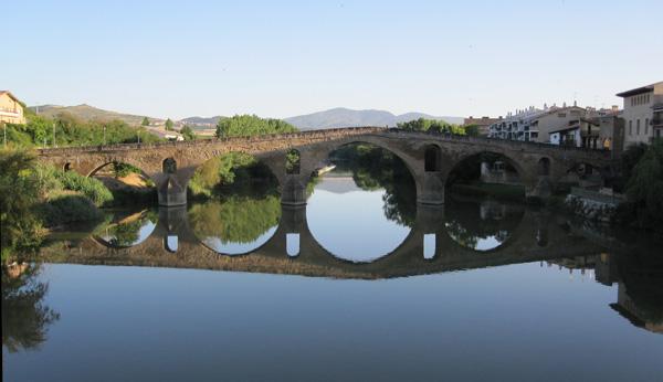 Пуэнте Ларена, Испания (исп. Puente la Reina). Фото: Ирина Лаврентьева/The Epoch Times
