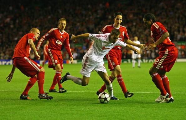 Ливерпуль - Дебрецен фото:Alex Livesey,Michael Regan /Getty Images Sport